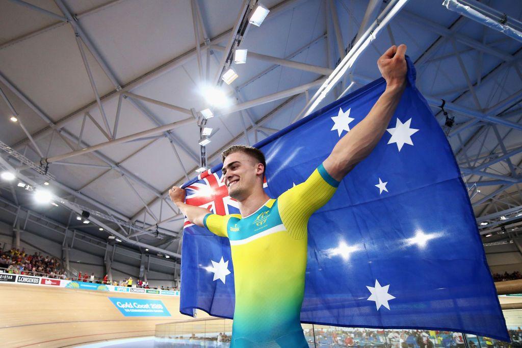 Glaetzer still targeting Tokyo Olympics despite cancer diagnosis