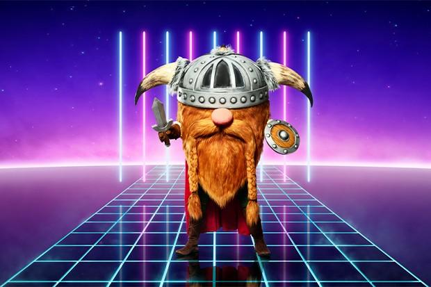 The Masked Singer Viking