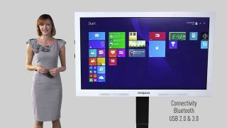Hitachi America Shipping Interactive Flat Panel Displays