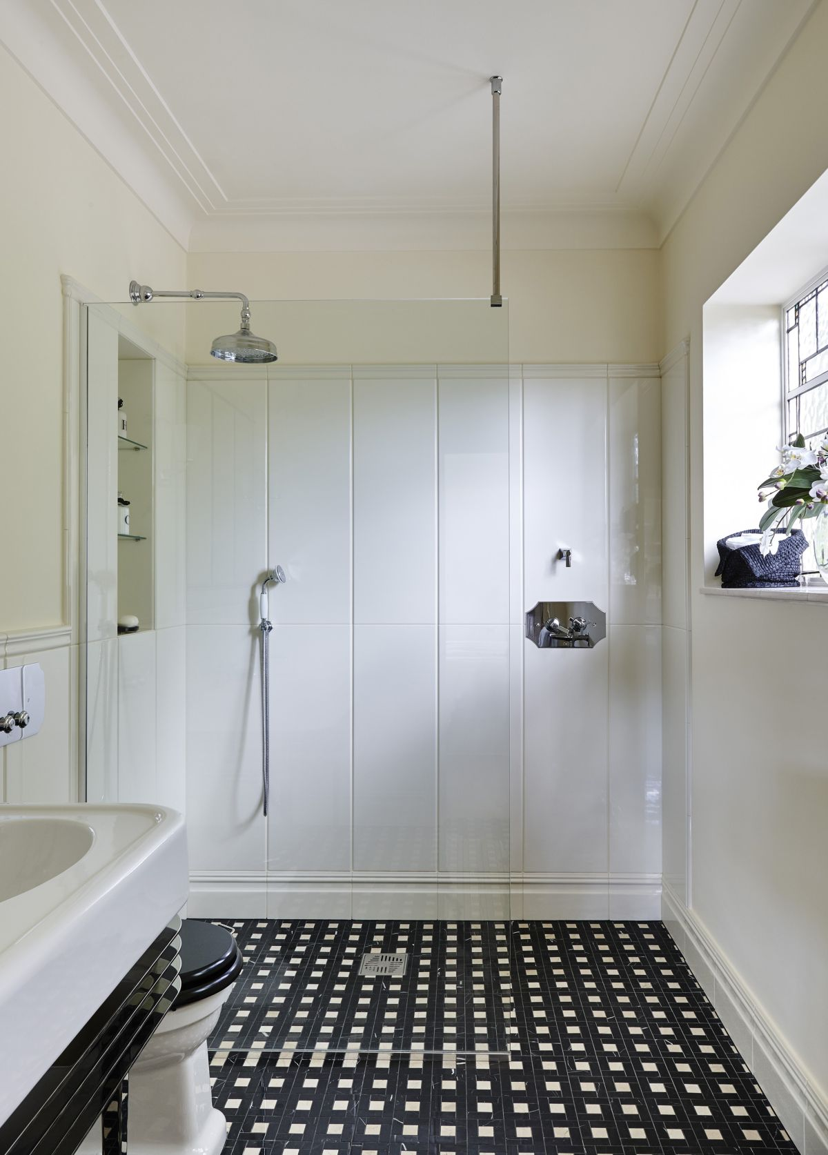 Walk In Shower Ideas 7 Looks To Add Some Luxury To Your Bathroom Real Homes