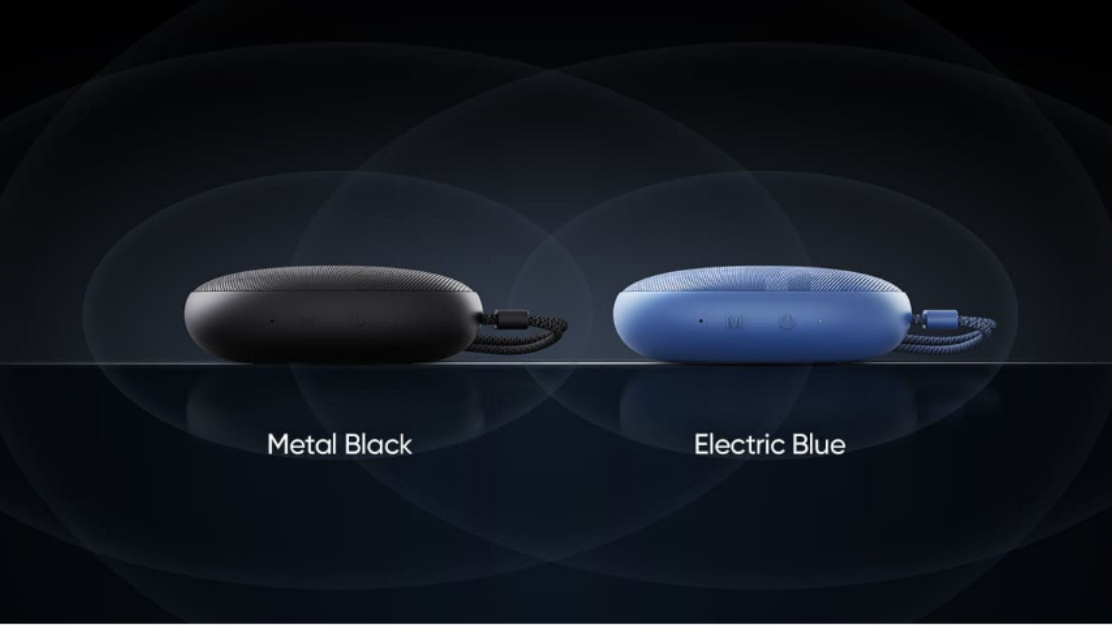 Realme Cobble and Realme Pocket Bluetooth speakers