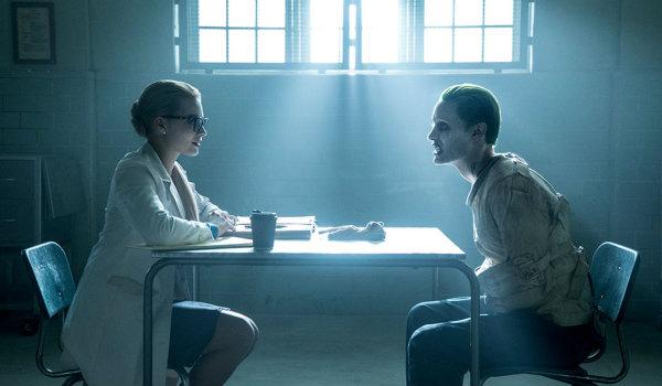 Suicide Squad Joker Harley
