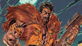 Spider-Man villain Kraven the Hunter from Marvel Comics