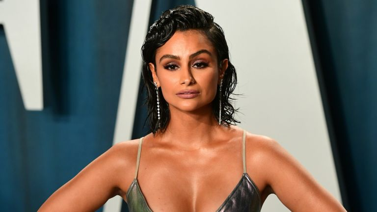 Nazanin Mandi at Vanity Fair Party