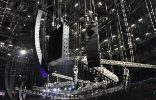 Meyer Sound LEO Powers Metallica Shows in China