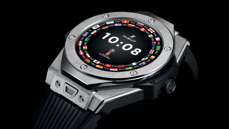 Baselworld 2018: Hublot's Big Bang is an Android Wear watch with a big price tag