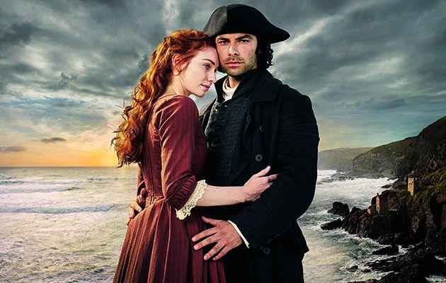 Aidan Turner is back as Poldark! Will Demelza and Ross's relationship ever be the same?