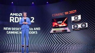 AMD Radeon at CES 2021