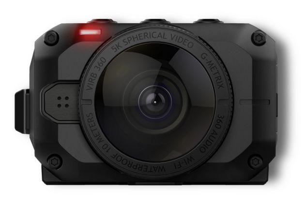 Garmin VIRB 360 Camera Announced