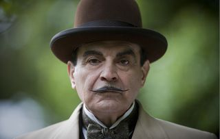 David Suchet in Poirot