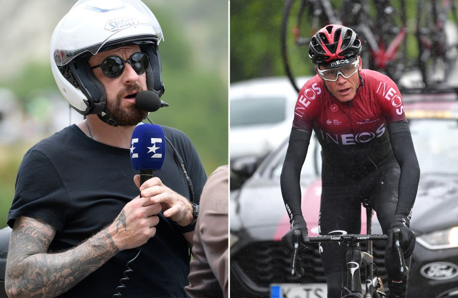 Bradley Wiggins says Chris Froome will recover from crash and win another Tour de France