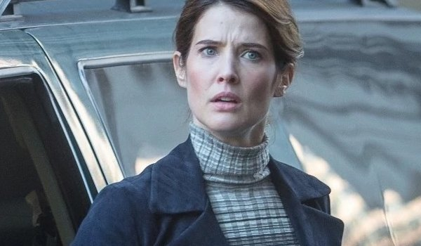 Maria Hill in Avengers infinity war