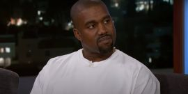 Of Course Kanye West Is Living In A Stadium While Finishing Album, But Check Out This 'Bedroom'
