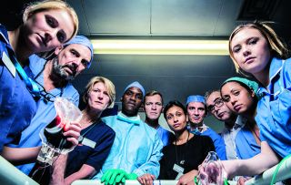 An insight into the real problems faced by the NHS, this series, filmed across five hospitals in London, follows the extraordinary decisions consultants, surgeons and bed managers must make on a daily basis.