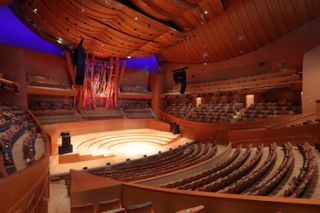 The Music Center Chooses Meyer Sound LEOPARD For Walt Disney Concert Hall