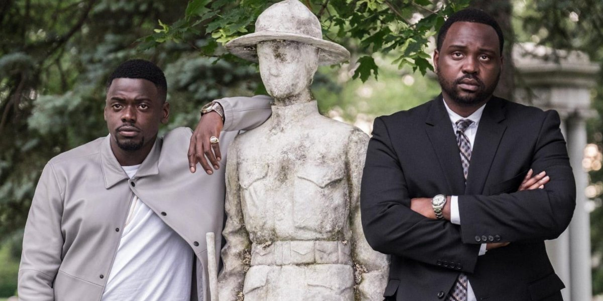 Daniel Kaluuya and Brian Tyree Henry in Widows