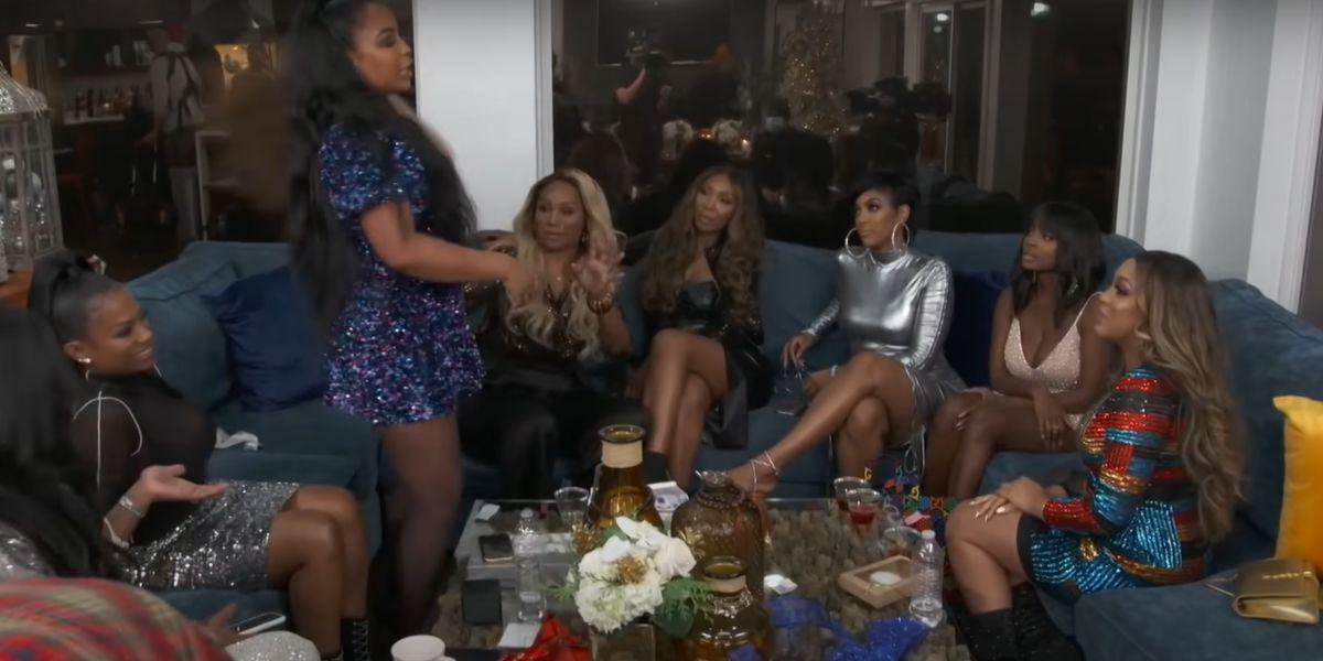 screenshot Real Housewives of Atlanta