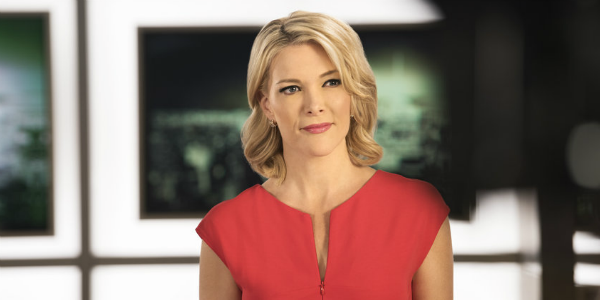 Megyn Kelly in a promotional picture for NBC News
