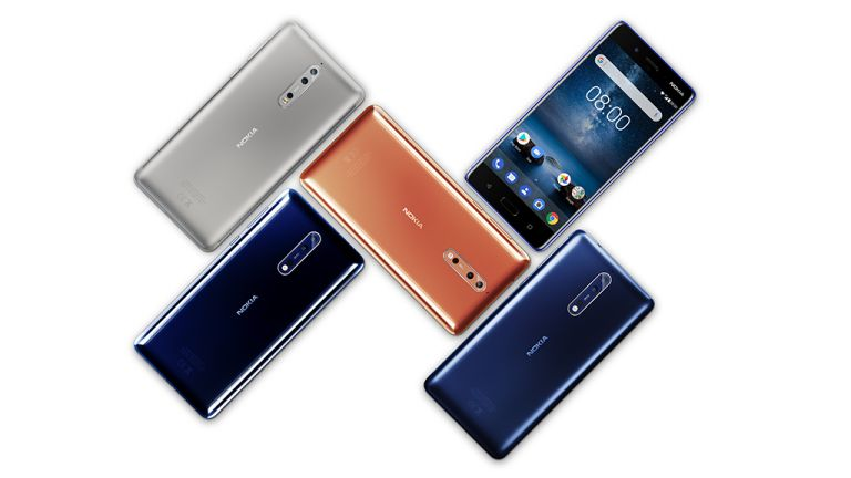 Best Nokia 8 deals