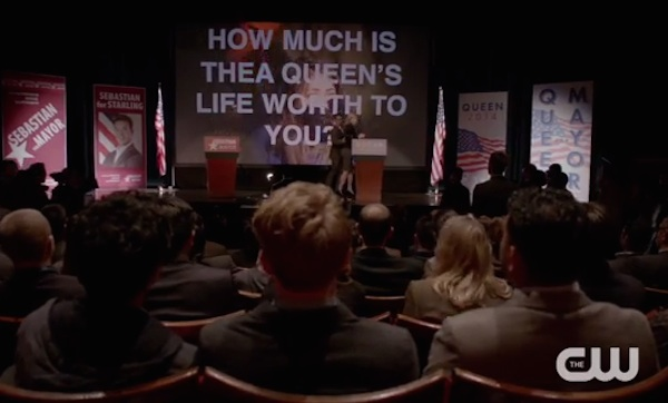 Thea screen