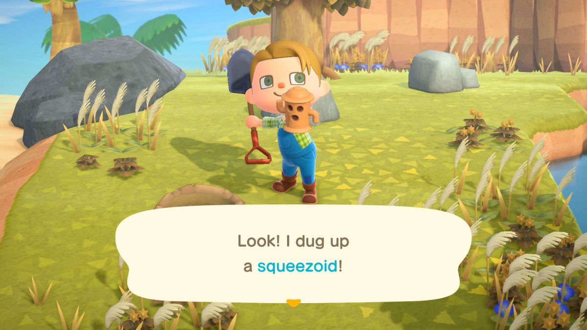 Gyroids are descending on Animal Crossing: New Horizons islands this November – GamesRadar