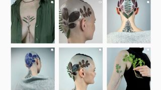 Tattoo art: Images of tattoos from Rit Kit