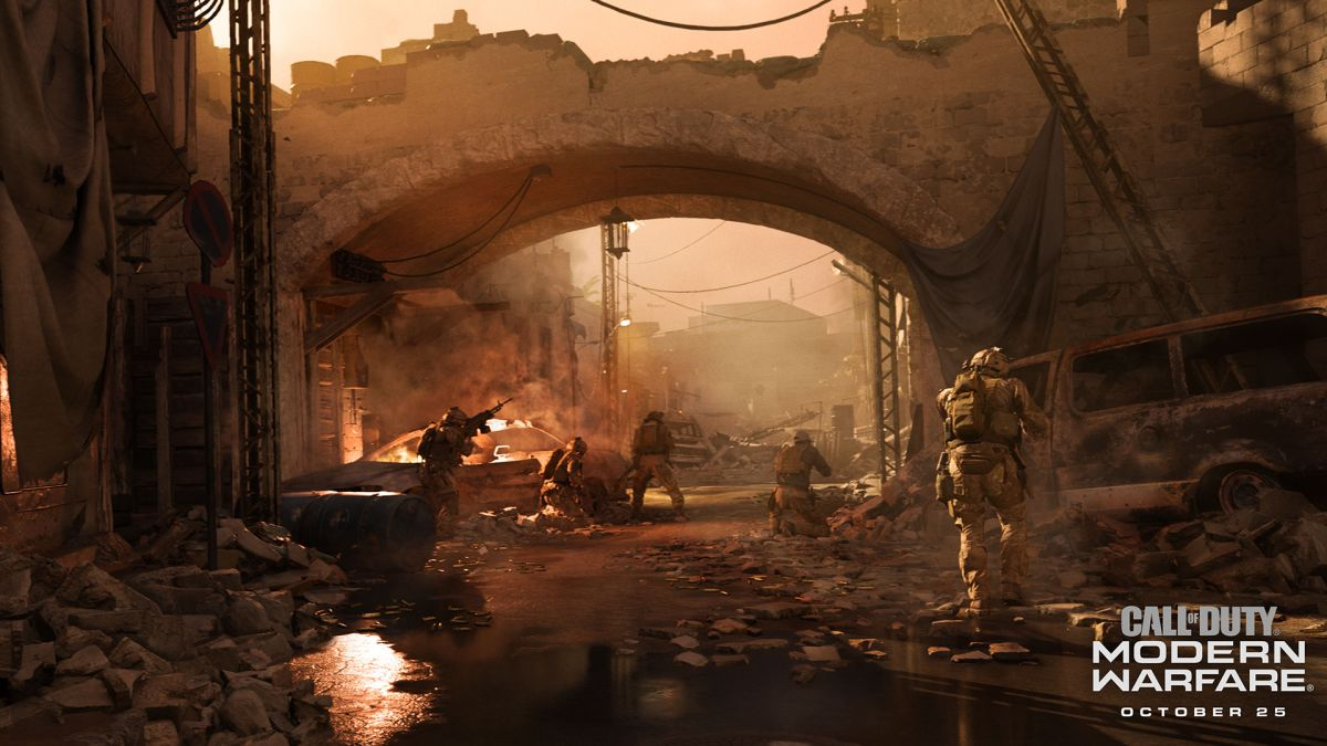 Call of Duty: Modern Warfare release date, trailer and news
