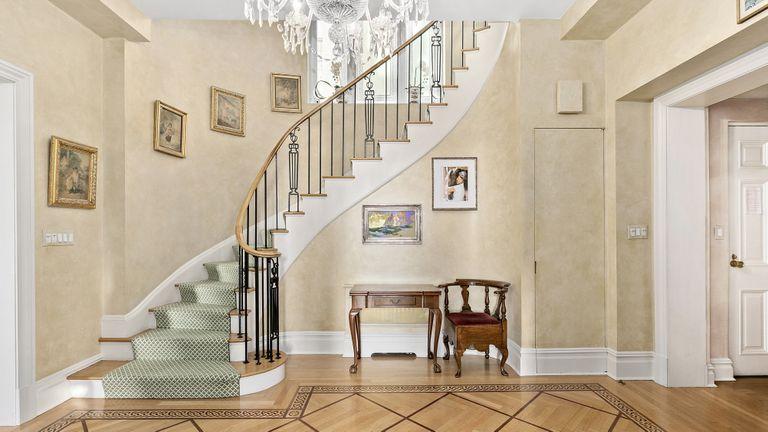 Jean Kennedy Smith's house