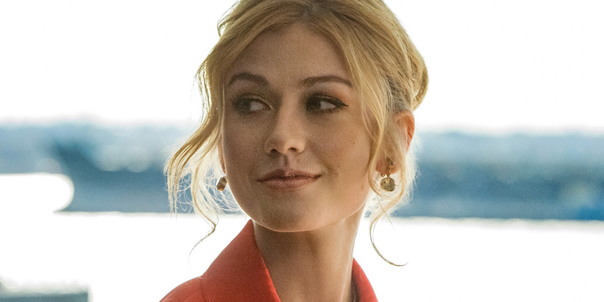 Arrow Mia Smoak Katherine McNamara The CW