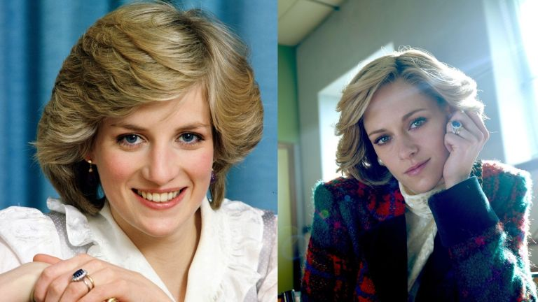 Spencer movie starring Kristen Stewart as Princess Diana