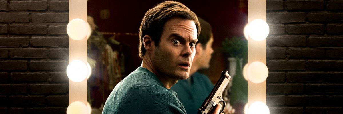 Bill Hader in Barry promo image