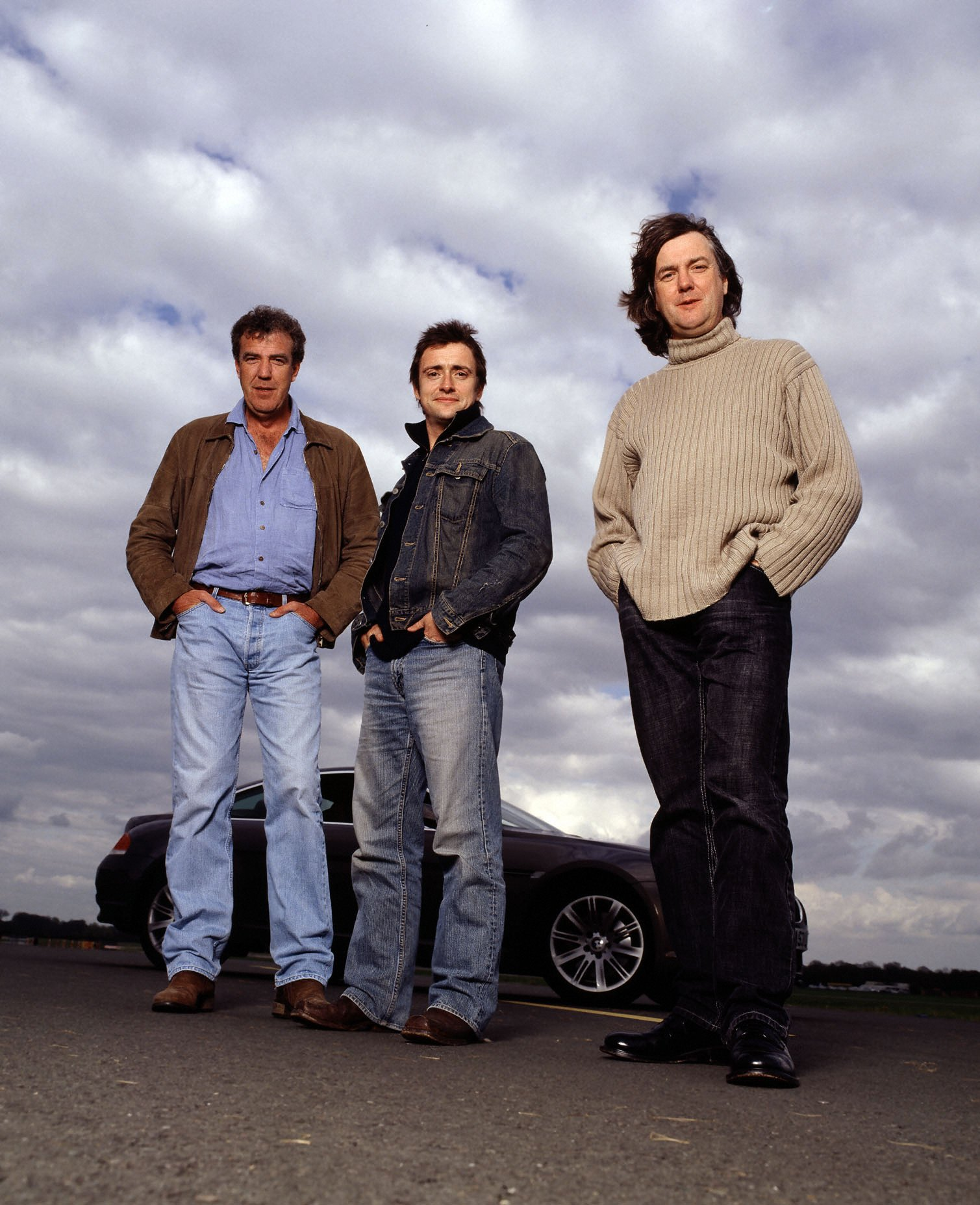 Top Gear's set to go on worldwide tour