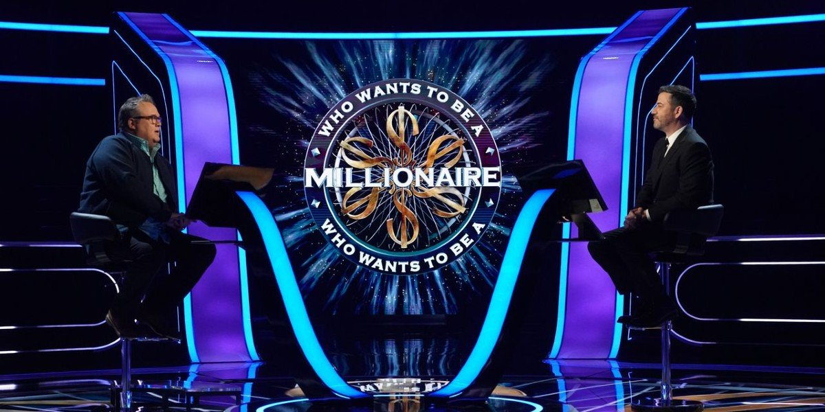 Eric Stonestreet, Jimmy Kimmel - Who Wants to Be A Millionaire