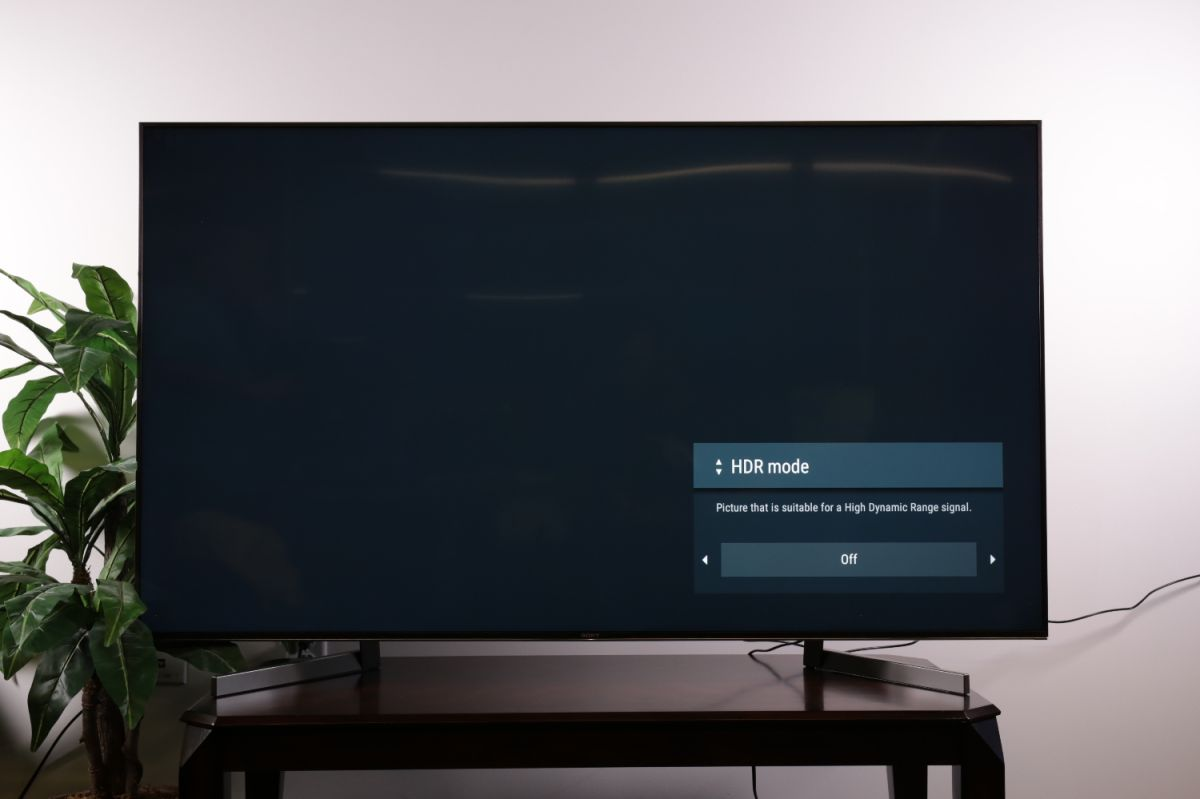 How to turn HDR on and off on a Sony TV - Sony Bravia