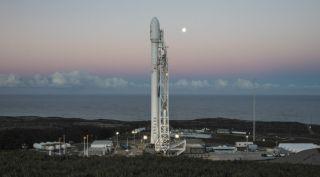 SpaceX Iridium Next launch
