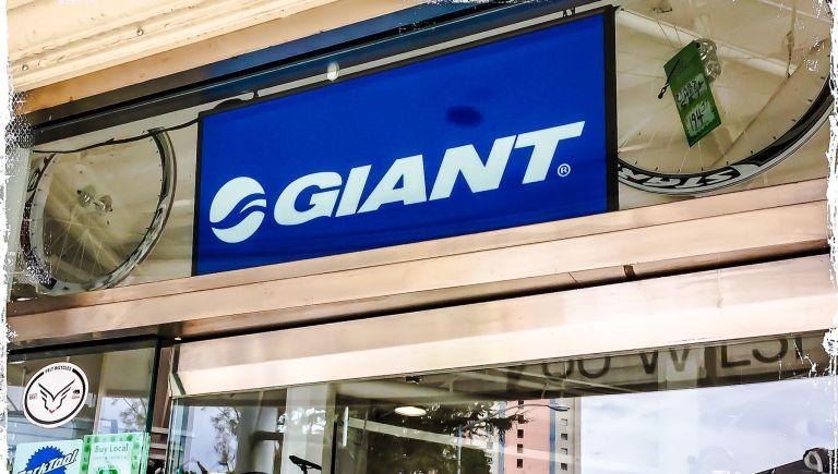 A Giant retailer in California