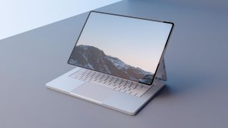 Surface Book 4 patent render
