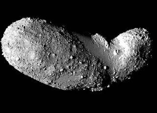 Earth Causes Asteroid-Quakes