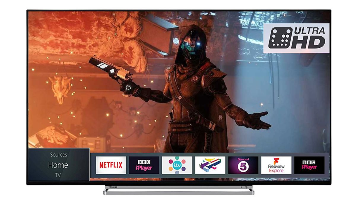 Toshiba 43U5863DB 43-Inch 4K TV is the cheapest 4K TV in the Amazon Prime Day 2018 UK sale (£300)… should you buy it?