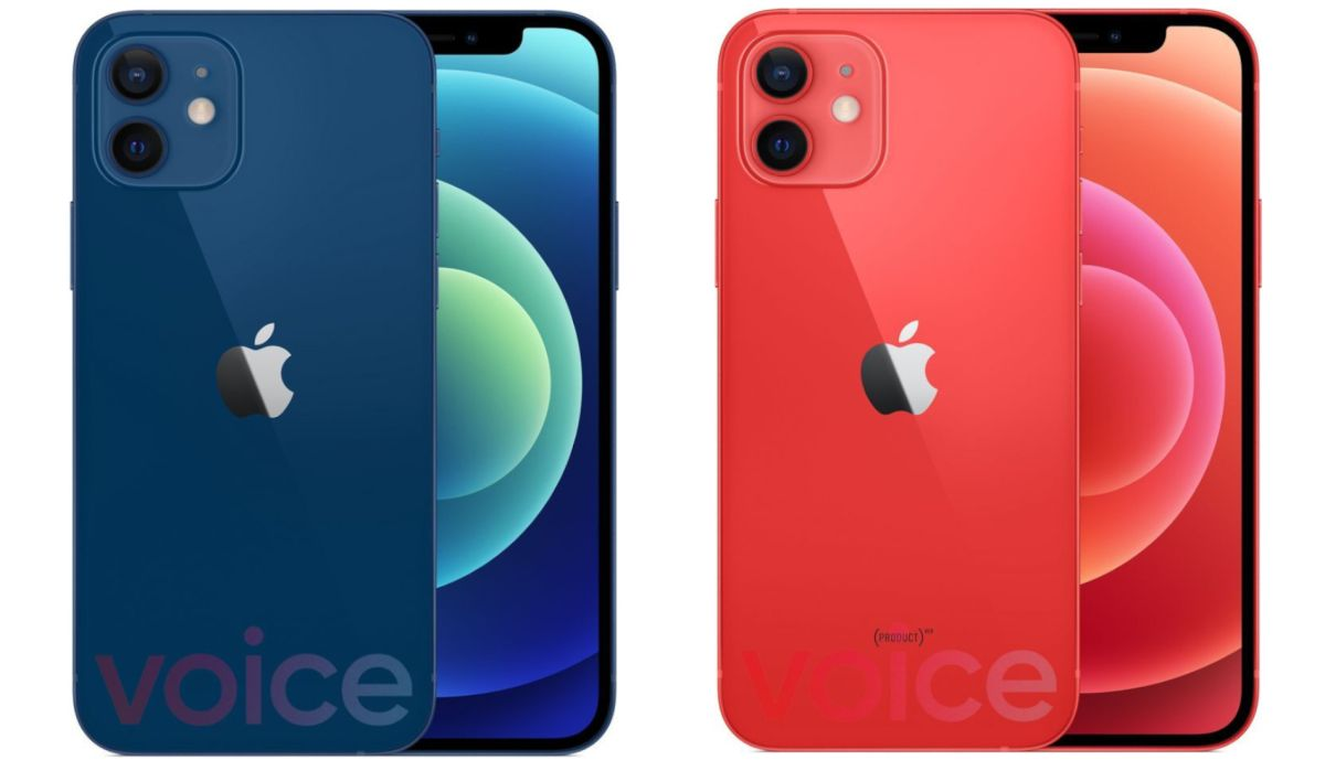 Spoiler alert — iPhone 12 final design just leaked along with every color