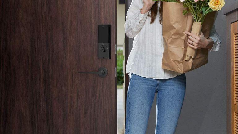 best smart lock: eufy security fingerprint identification lifestyle