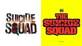 Suicide Squad logos