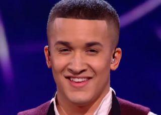 X Factor's Jahmene reveals sibling suicide tragedy