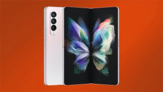 Samsung galaxy z fold 3 render lede