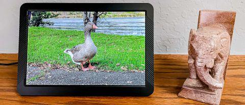 Atatat Digital Photo Frame display