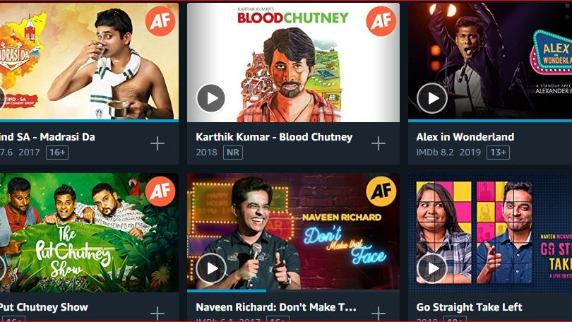 Five Unmissable Standup Shows From Tamil On Amazon Prime Today News Post