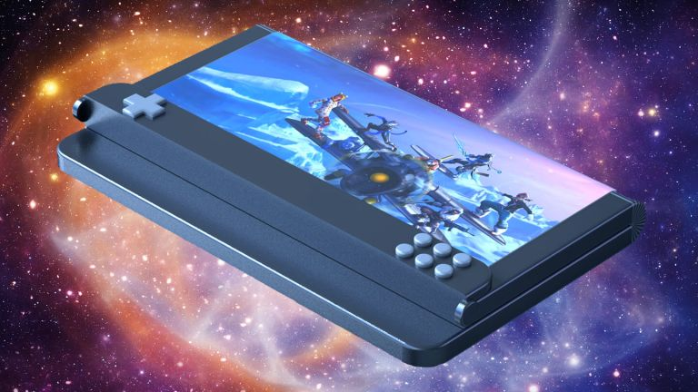 Samsung Galaxy X folding gaming phone