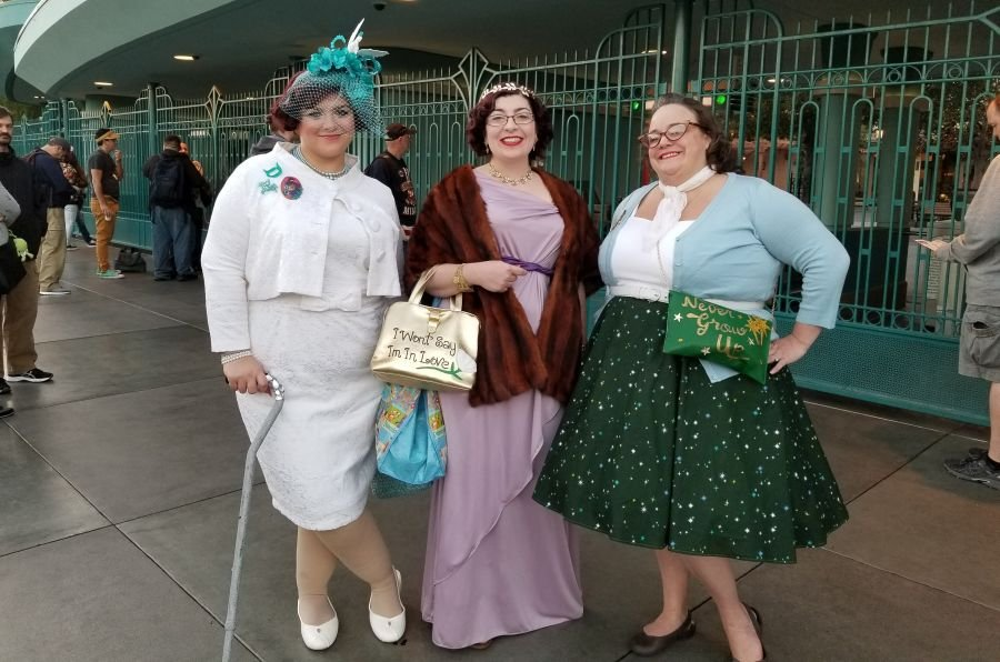 Disneyland's Dapper Day: Check Out Pictures From The Event #2456739