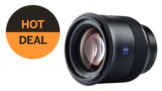 Zeiss Batis 85mm f/1.8 lens slashed by $320 – today only!