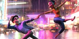 Disney's Us Again Director On Working With World Of Dance Alums Keone And Mari